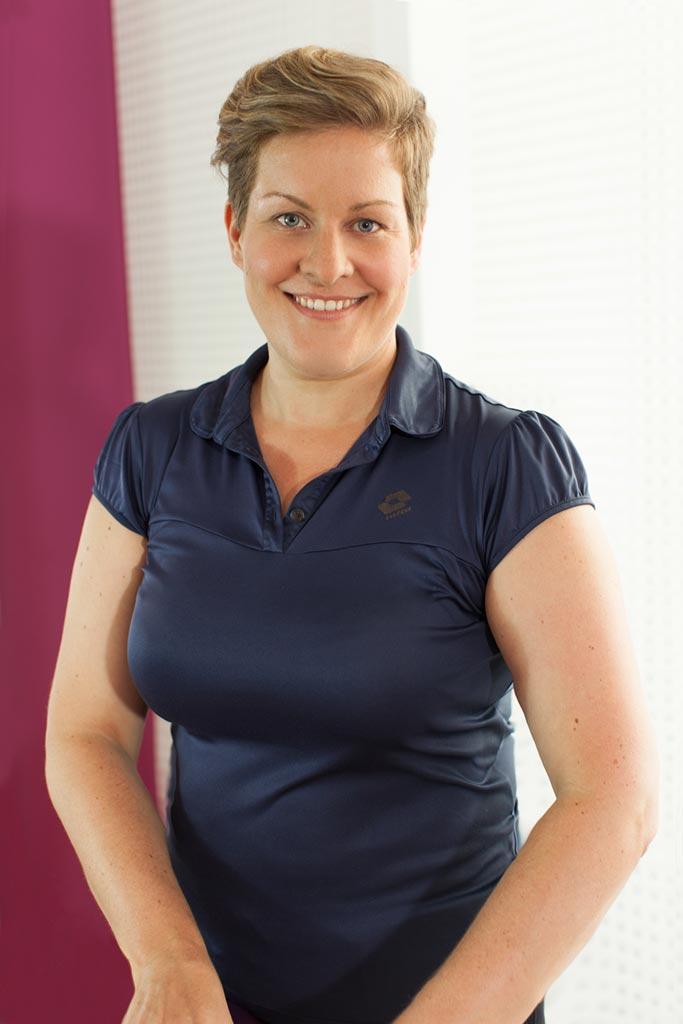 Mireille Ettl Physiotherapeutin und Krankengymnastin Physiothek München Schwabing Maxvorstadt Zentrum